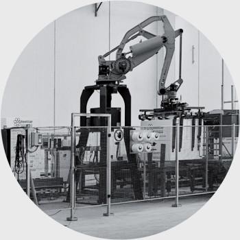 Packaging e spedizione automatizzati